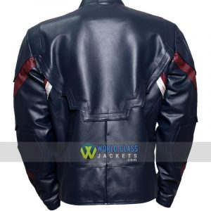 $71 OFF Captain America Avengers Infinity War Leather Jacket