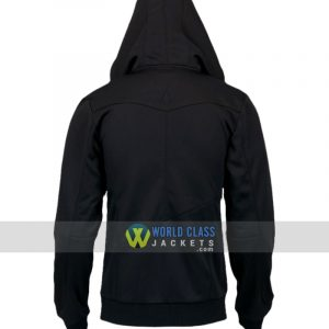 Assassins Creed Movie Callum Lynch Hoodie Black Sale