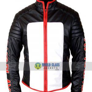 Mister Terrific Michael Holt Fair Play Leather Jacket