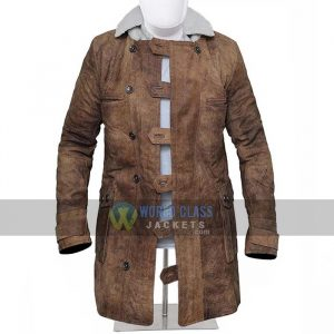 Buy Bane Shearling Winter Jacket at $75 Off Price